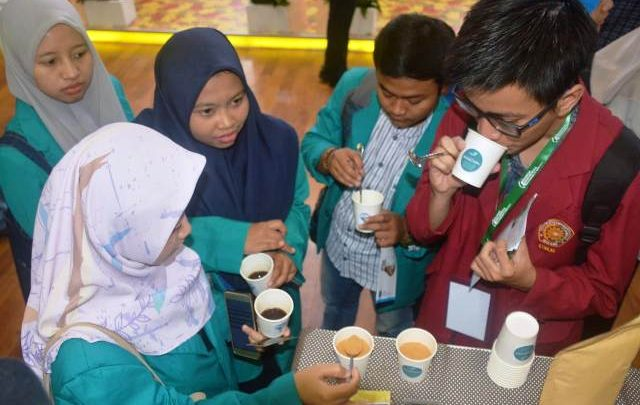 Cita Rasa Istimewa dan Unik  Daya Tarik Kopi Arabika Sipirok di Indonesia Green Growth & Sustainability Expo 2019